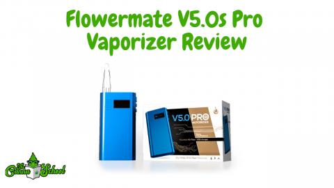 flowermate v5.0s pro vaporizer review
