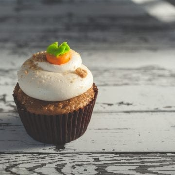 Cannabis infused pumpkin spice cupcakes