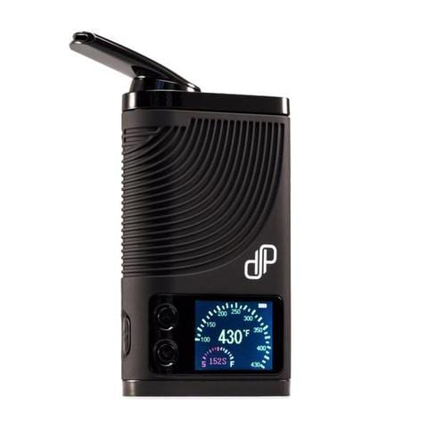 a vaporizer that you can control the temperature with to prevent sore throats.