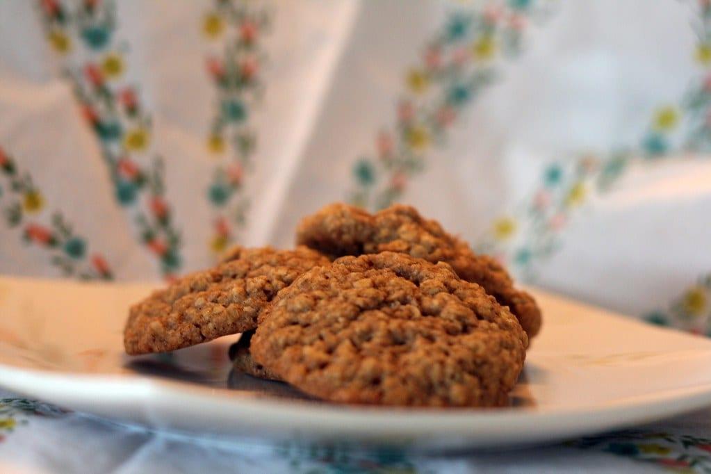 weed oatmeal cookies