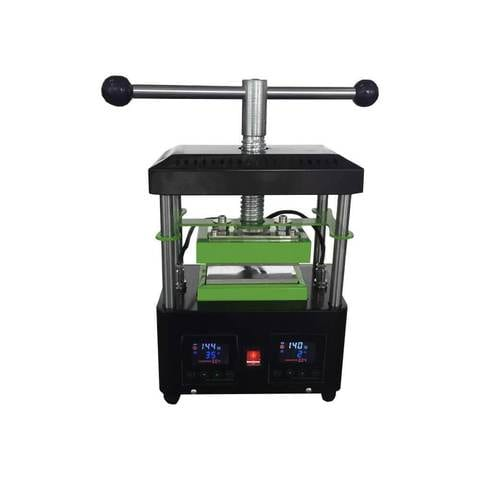 rtp gold series manual twist rosin press.